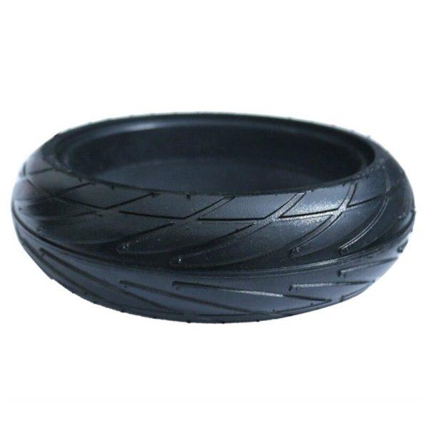 pneu plein 8 pouces increvable ninebot trottinette électrique reims